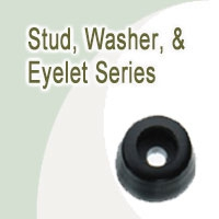 Bags Parts of Stud, Washer, Eyelet Series