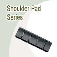 Bags Accessories of Shoulder Pad Series