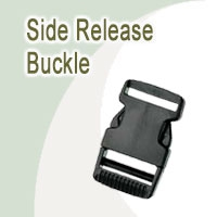 Bags Fittings of Plastic Side Release Buckle