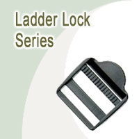 Bags Fittings of Ladder Lock Series