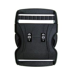 Number Locking Side Release Plastic Buckles - SF236-51mm