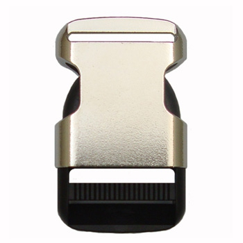 Plating Side Release Buckle SF206A-32mm