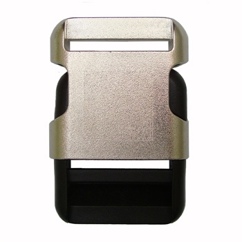 Plating Side Release Buckle SF206A 38mm