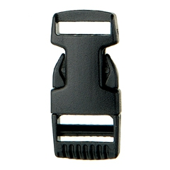 SF202-20mm Plastic Side Release Buckle