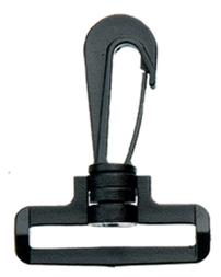 SF310-38mm Plastic Swivel Hooks