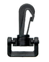 SF311-20mm Plastic Swivel Hooks