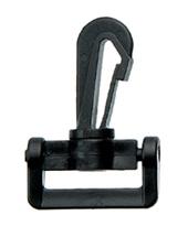 SF311-25mm Plastic Swivel Hooks
