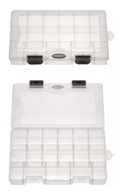 SF360-17 PP Utility Tackle Box with 17 Compartments