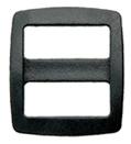 SF508-20mm Plastic Slide Buckles