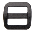 SF510-16mm Plastic Slide Buckles