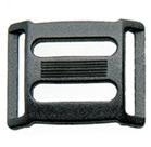 SF513-20mm Dual Loop Plastic Slide Buckles