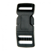 SF208 - 12mm Contoured Side Release Buckle