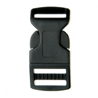 SF208-20mm Contoured Side Release Buckle