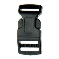 Product No : SF208 16mm Contoured Side Release Buckle