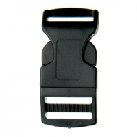SF208-25mm Contoured Side Release Buckle