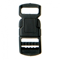 F208 - 10mm Contoured Side Release Buckle