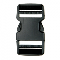 Dual Adjustable Plastic Quick Release Buckles SF210 32mm