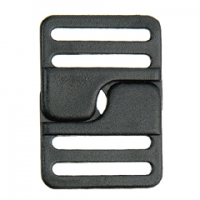 SF214-2-25mm Dual Adjustable Center Release Buckle