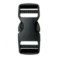 Product No : SF222 20mm Camber Dual Adjustable Side Release Buckle