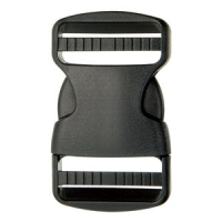SF228-38mm Dual Adjustable Side Release Buckle