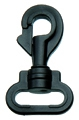 SF313-25mm Spring Plastic Swivel Hooks