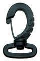 SF332-25mm Plastic Swivel Hooks