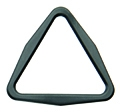 F414-51mm Triangular Plastic Ring