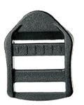 20mm聚甲醛梯扣 | SF503-1型